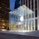 Apple-Store in der Fifth Avenue, New York. Quelle: Apple Inc.
