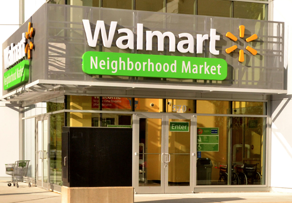 Das Logo der Neighborhood Markets von Walmart (Bildquelle: Walmart, http://corporate.walmart.com)